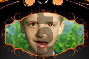 Vabilo za halloween zabavo 8