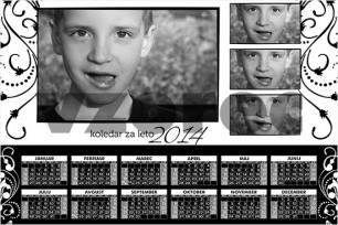 Enolistni foto koledar 15