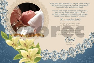 Zahvala ob krstu 10
