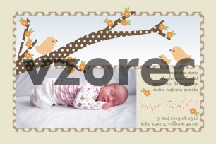 Zahvala ob rojstvu otroka 12